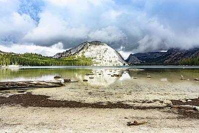 Photograph - Tenaya Lake by Silvia Marcoschamer