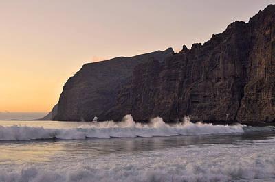 Photograph - Tenerife Cliffs Of Giants by Marek Stepan