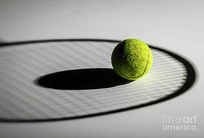 Travel - Tennis Ready by Robert Alsop