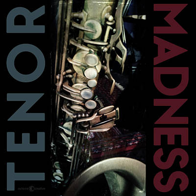 Photograph - Tenor Madness by Tim Nyberg