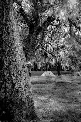 Photograph - Tent by David Heilman