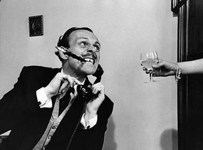 Photograph - Terry Thomas by Bert Hardy