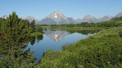 Teton Moment Art Print