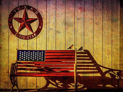Photograph - Texas by Paul Wear