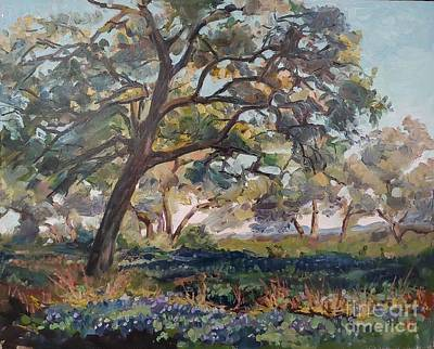 Painting - Texas Shade by Blair Updike