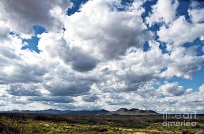 Photograph - Texas Sky by Mae Wertz