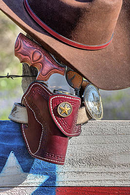 Photograph - Texas Traditions by JC Findley