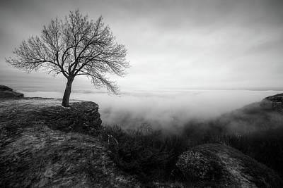 Photograph - Thacher Scenic Overlook by Brad Wenskoski
