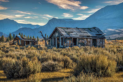 Royalty-Free and Rights-Managed Images - That Shack on 395 by Peter Tellone