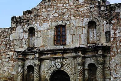 Photograph - The Alamo by Debi Dalio