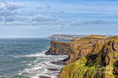 Photograph - The Antrim Coast by Jim Orr