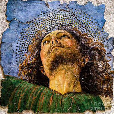Painting - The Apostle James by Melozzo da Forti