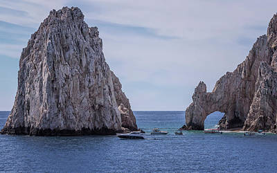 Photograph - The Arch Of Cabo San Lucas by Belinda Greb