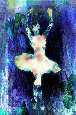 The Ballet Dancer Art Print