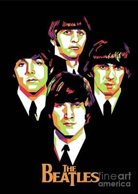 The Beatles Popart Original
