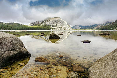 Photograph - The Beauty Of Tenaya Lake  by Silvia Marcoschamer