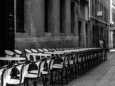Photograph - The Best Restaurant by Jorg Becker