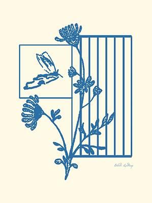Belinda Landtroop Royalty-Free and Rights-Managed Images - The Blue Kiss by Belinda Landtroop
