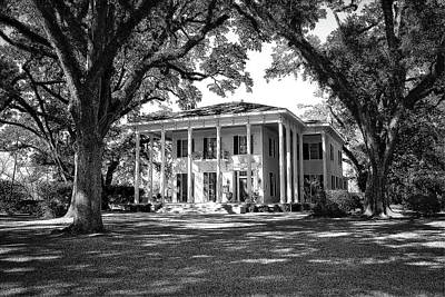 Photograph - The Bragg - Mitchell Mansion  by Doc Braham