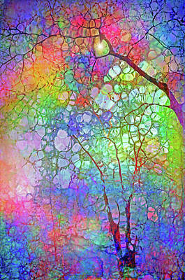 Digital Art - The Branches That Heal by Tara Turner