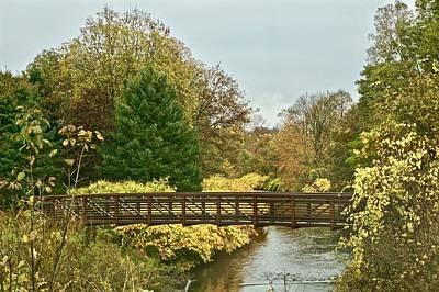 Photograph - The Bridge by Kathy Ozzard Chism