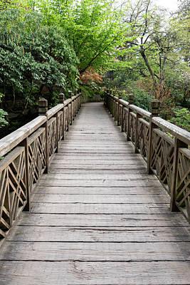 Photograph - The Bridge by Steven Clark
