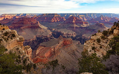 Photograph - The Canyon Awakens by Rick Furmanek
