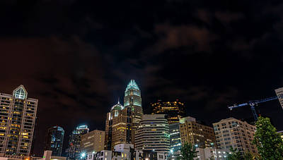 Photograph - The City Lights Up by Ant Pruitt