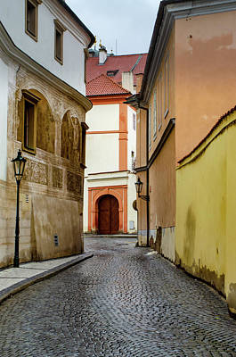 Mixed Media - The Colours Of Prague by Smart Aviation