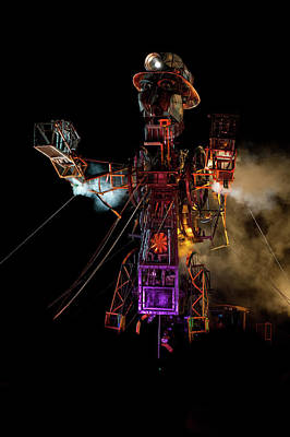 Photograph - The Cornish Man Engine Viii by Helen Northcott