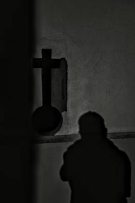 Photograph - The Cross by Michael Nguyen