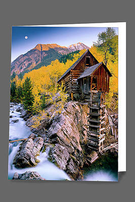 Photograph - The Crystal Mill by Mark Miller