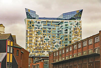 Photograph - The Cube by Tony Murtagh