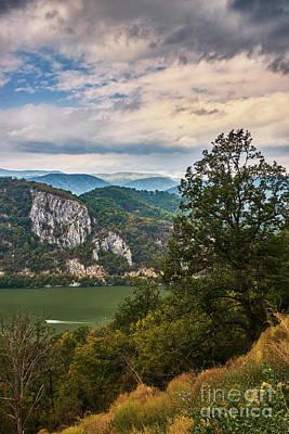 Photograph - The Danube Gorge by Gazali