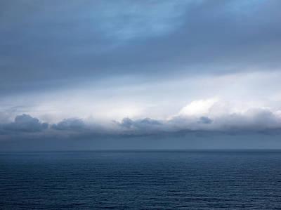 Photograph - The Deep Blue Sea by Rebecca Cozart