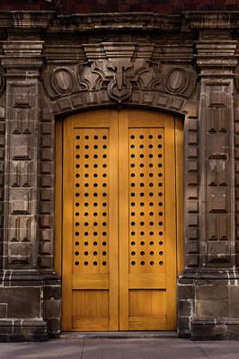 Photograph - The Door by Tina Ernspiker