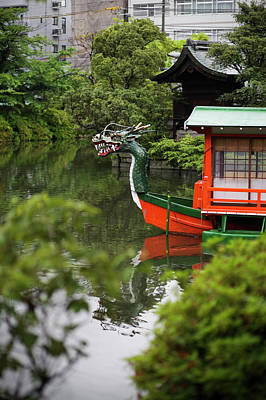 Photograph - The Dragon And Garden by Uygargeographic