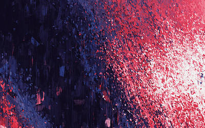 Painting - The Dreamers - 03 by Andrea Mazzocchetti