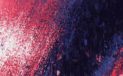 Painting - The Dreamers - 04 by Andrea Mazzocchetti