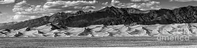 Photograph - The Dunes by Jim Garrison