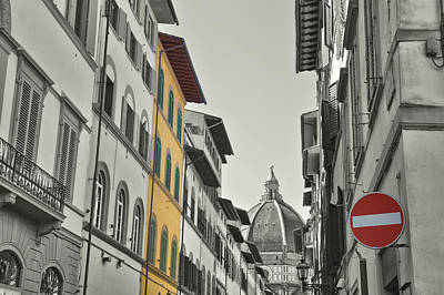Photograph - The Duomo by JAMART Photography