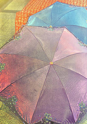 Photograph - The Earliest Umbrella by JAMART Photography