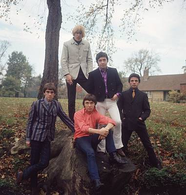 Photograph - The Easybeats by Caroline Gillies