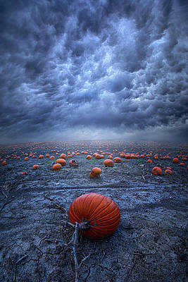 Art Print featuring the photograph The End Was Left Behind by Phil Koch