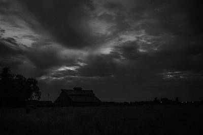 Photograph - The Farmhouse by Sawyer King Scott