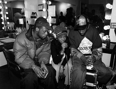 Photograph - The Fugees In Chicago by Raymond Boyd