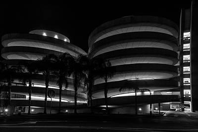 Photograph - The Garage by Sawyer King Scott