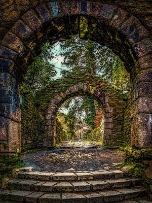 Photograph - The Gateway Glendalough by Paul Wear