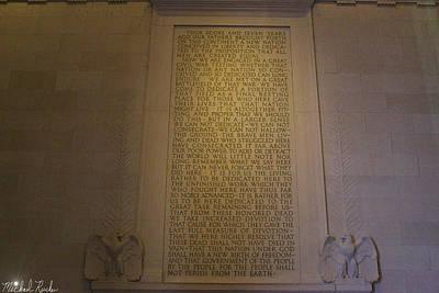 The Gettysburg Address Original
