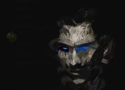 Digital Art - The Ghola Isaho  by Mario Carini